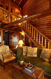 cabin furniture living room rustic interesting ideas with floral pillows french doors cabin furniture ideas