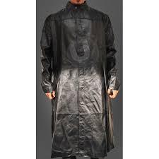 neo matrix trench stylish leather coat
