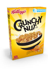 kellogg s crunchy nut corn flakes