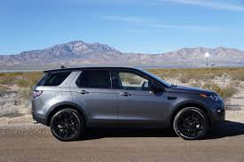 land rover discovery 2016. 2016 land rover discovery sport hse luxury side profile c