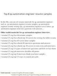 Software Testing Resume Samples Manual Tester Test Engineer Sample 2