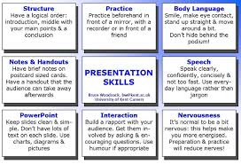 how to make presentations presentation skills