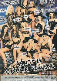 Witch coven college adult movie