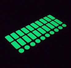 glow in the dark lighting. Luminous (glow-in-the-dark) Light-switch Finder Stickers Glow In The Dark Lighting A