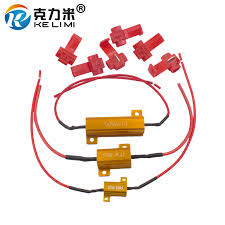 <b>KELIMI</b> Add on 10W <b>39RJ</b> 25W 8Ohm 50W 6Ohm Load Resistor For ...