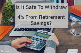 Retirement Withdrawal Calculators Is A 24% Retirement Savings Withdrawal Rate Safe 24