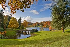 autumn view gardens. Contemporary Gardens Stourhead Gardens Wiltshire  By Phil Selby To Autumn View Gardens O