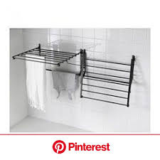 drying rack laundry wall mounted
