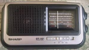 sharp qt 50. sharp qt-50 sw radio qt 50