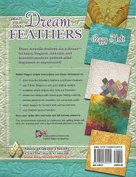 Create Your Own DREAM FEATHERS QUILT Book by Peggy Holt | Etsy