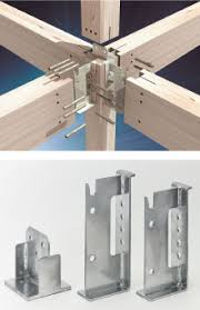 metal wood joints. traditional japanese wood jointing techniques are legendry for their beauty and ingenuity, but the joints do have some structural disadvantages. metal