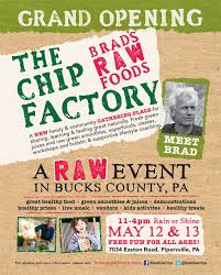 Grand Opening Flyer Custom This Was Our Flyer For The Chip Factory's Grand Opening In May 48