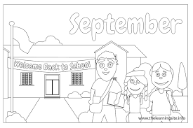 Small Picture September Monthly Coloring Pages 24200 Bestofcoloringcom