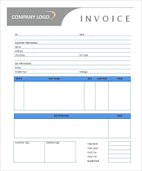 Invoice Template Word Beauteous Microsoft Office Invoice Templates Free Download Thewokco