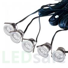 6 pack eco led decklight set