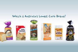 A Review Of Australias Lowest Carb Breads Pbco