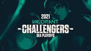 Valorant Challengers SEA Playoffs