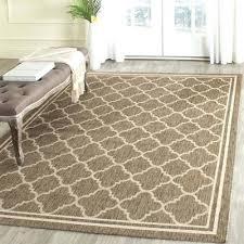safavieh outdoor rugs outdoor rug courtyard indoor outdoor area rug brown bone safavieh outdoor rugs sams