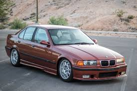 BMW Convertible bmw m3 sedan used : Cool Awesome 1997 BMW M3 M3 1997 BMW M3 RARE Byzanz Color 4 Door ...
