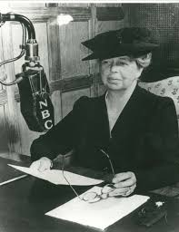 eleanor ufo interest today mrs roosevelt the show was on politics but did include a ufo section on the sighting by capt jack adams adams was a guest on the show