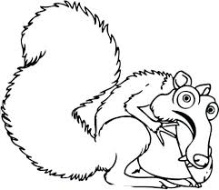 Flying Squirrel Coloring Page Flying Squirrel Coloring Pages Zoo
