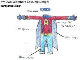 Characteristics Of A Superhero Writing For Designers How To Design A Superhero Costume