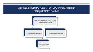 дипломная презентация по финансовому планированию 4 ФУНКЦИИ ФИНАНСОВОГО ПЛАНИРОВАНИЯ И БЮДЖЕТИРОВАНИЯ