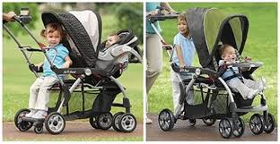 best baby trend sit and stand strollers