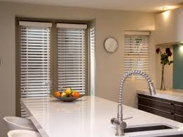 white wood blinds london