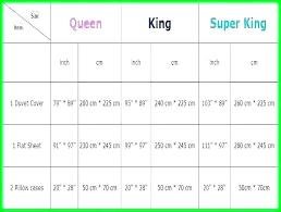 queen size bed measurements standard dimensions of cm uk