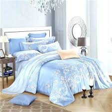nice light blue bedding sets bright baby