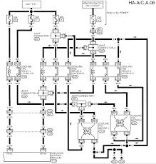 how can i a wiring diagram for a 98 altima a c system give me a few minutes more and i will get you the only wire diagram i have for the 1998 model for some reason i do not have an auto a c option