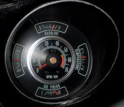 chevelle ss 6469404 tachometer