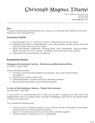 Store Resume Examples Cosy Grocery Store Produce Resume Sample In Grocery Store Resume 50