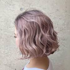 2019ピンク系のヘアカラー人気7色長さ別のヘアスタイル実例集