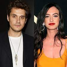 John Mayer and Cazzie David Spotted Out ...