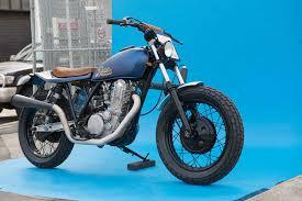 deus ex machina smirk custom motorcycle