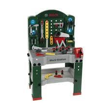 Klein Super établi Bosch Workstation - Atelier de bricolage - Achat & prix  | fnac