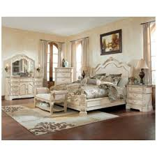 Bedroom Furniture Decor Puebla Rustic Washed And Cottage ...