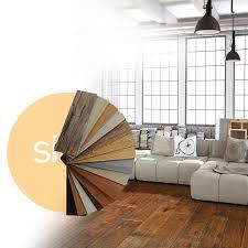 Portland Hardwood Floors LVT Bamboo Flooring Simple Floors PDX