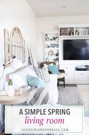our spring living room abby lawson