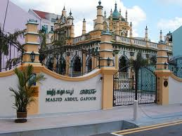 Abdul Gafoor Mosque Restoration and Extension | Main entrance facing Dunlop  Street | Archnet