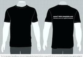 Adobe Illustrator T Shirt Template