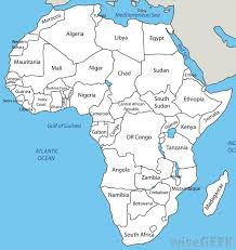 what is a political map? (with pictures) What Do Political Maps Show political maps can be used to show the borders of various nations, as with this map of the african continent what do political maps show us