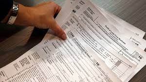 If you or your family received advance payments of the premium tax credit through the health insurance marketplace, you must complete form 8962, premium tax credit with your return. Irs Will Decline Tax Returns Without Proof Of Health Insurance Axios