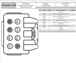 4x4 ford f 250 fuse panel wiring diagram 4x4 discover your 2006 f250 door speaker wiring 6n52v ford tech 2000 f250 superduty 4x4 7 3