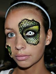 series reptile under your skin makeup tutorial hey guys i m finally starting all my new tutorials for this year as well as recreating