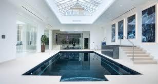 Indoor Swimming Pool for Modern House FleurDuJourlacom ~ Home