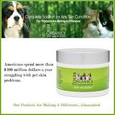 ResQ Organics Pet Skin Treatment - Effective For Hot Spots, Mange ...