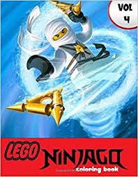 These funny little ninjas are so much fun for kids, and their parents. Lego Ninjago Coloring Book Vol 4 Super Coloring Pages For Lego Ninjago Boys And Lego Ninjago Kids Coloring Pages For Kids And Adults Perfect Gifts For Boys And Girls Ages 4 Shop